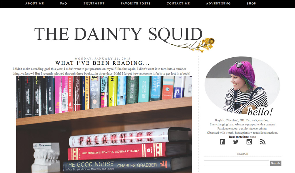 starting-with-a-blog-dainty-squid