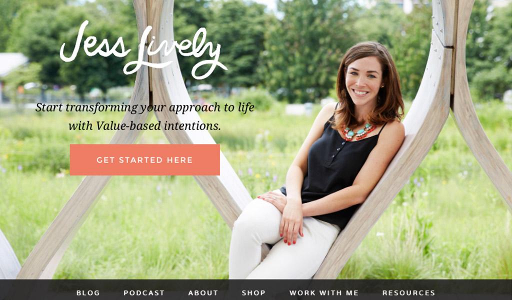 starting-with-a-blog-shelf-jesslively