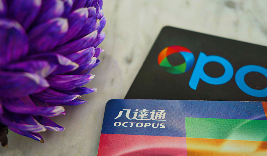 Swapping my Opal card for Hong Kong's Octopus card