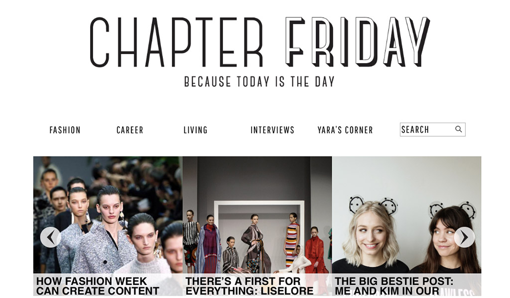 starting-with-a-blog-shelf-chapter-friday