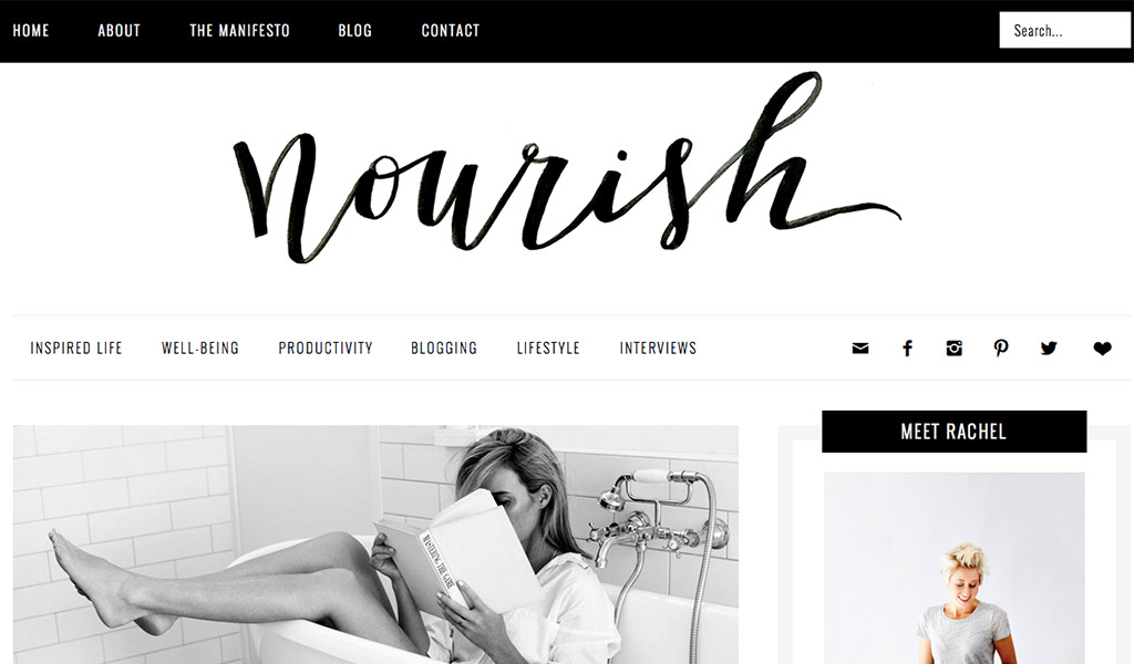 starting-with-a-blog-shelf-nourish
