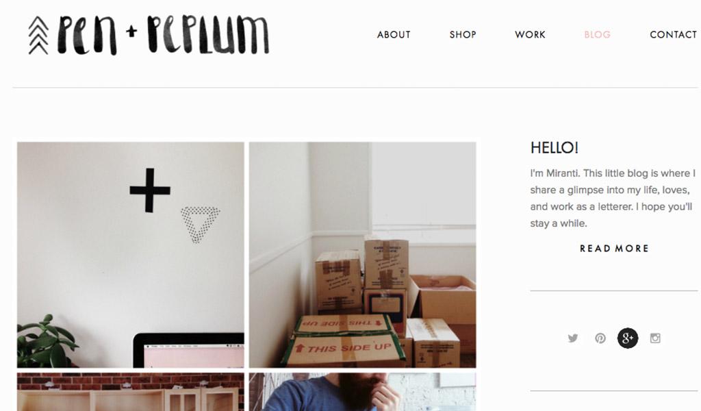 starting-with-a-blog-shelf-penandpeplum