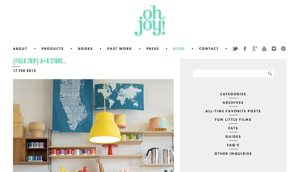 starting-with-a-blog-shelf-oh-joy