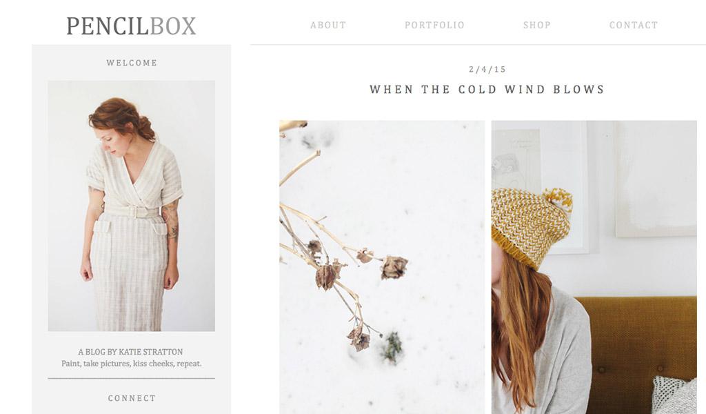 starting-with-a-blog-shelf-pencil-box