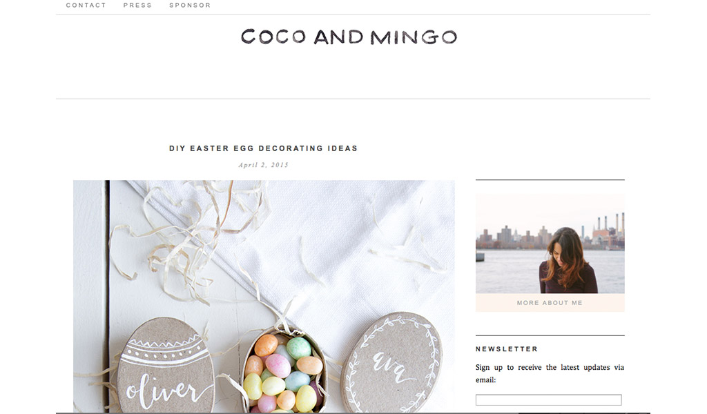 starting-with-a-blog-shelf-coco-mingo