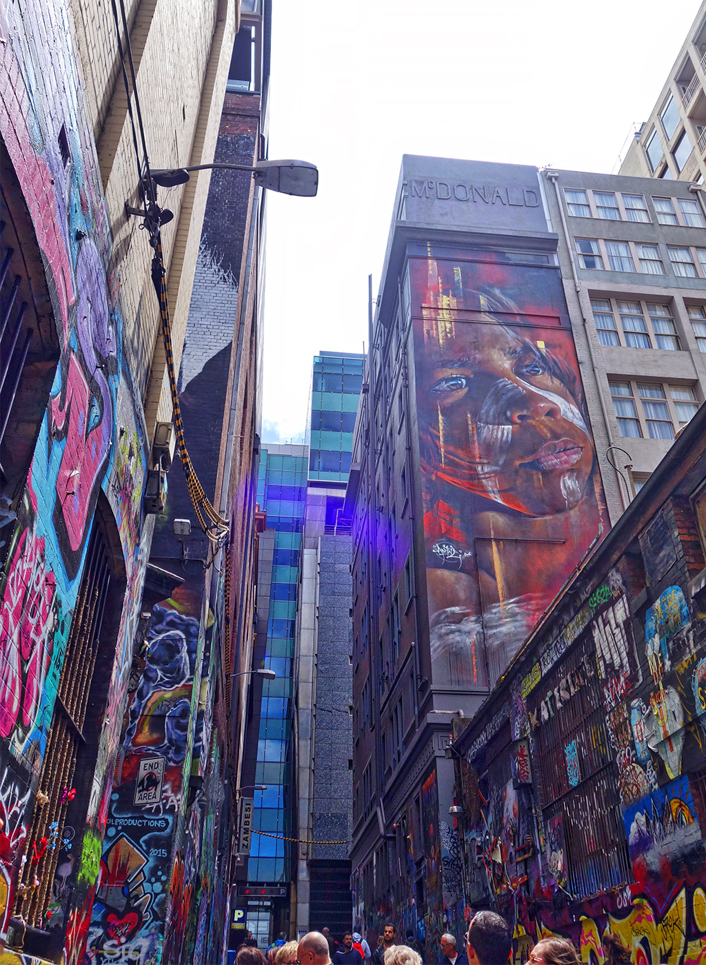 melbourne-hosier-lane-starting-with-a