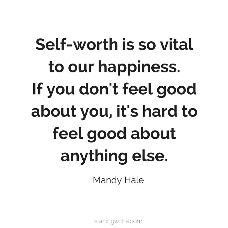 impostance-of-self-worth