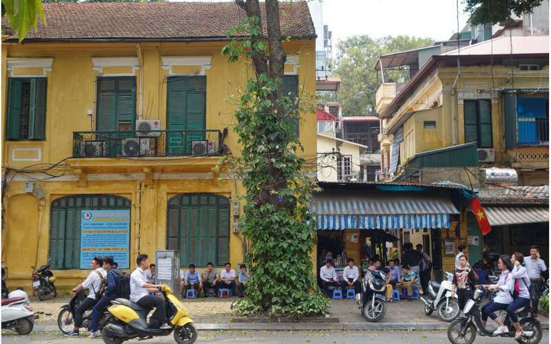 three days in Hanoi Vietnam 2