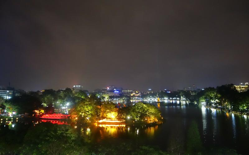 three days in Hanoi Vietnam 4
