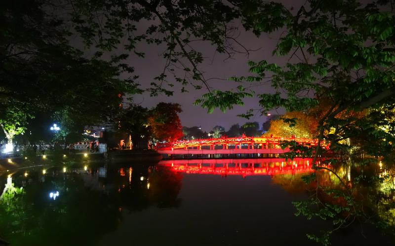 three days in Hanoi Vietnam 6