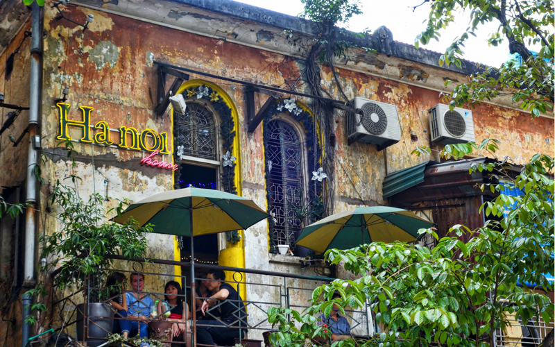 three days in Hanoi Vietnam 7