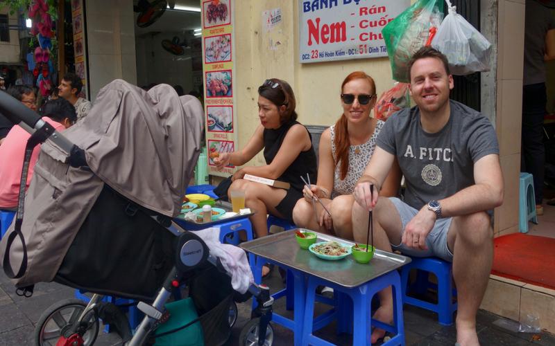 three days in Hanoi Vietnam 8