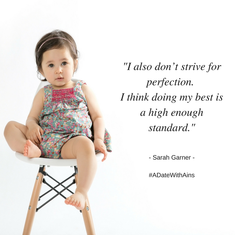 babies and business sarah garner quote 2