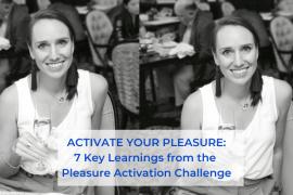 PLEASURE ACTIVATION CHALLENGE