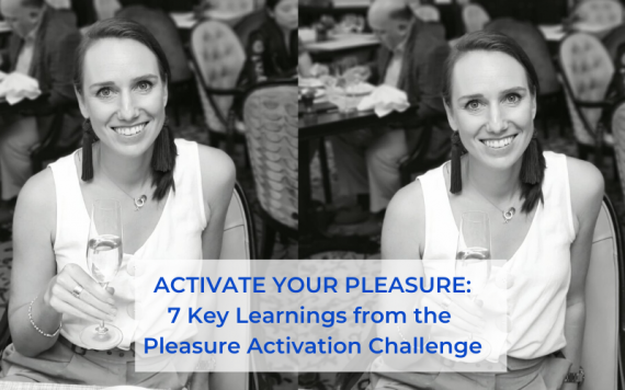 PLEASURE ACTIVATION CHALLENGE