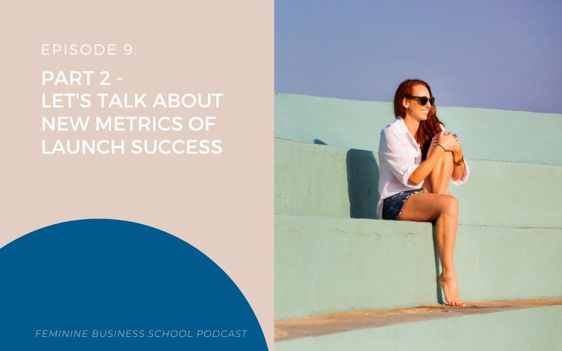 feminine success metrics